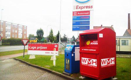 Esso Oudenaarde Ronseweg 450
