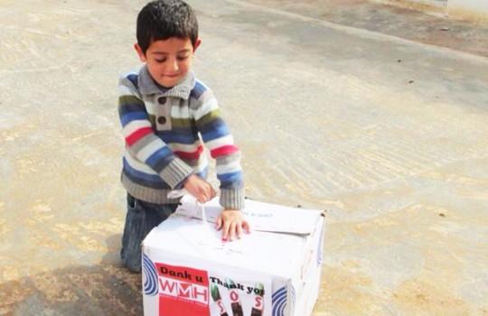 pakket wmh syrie