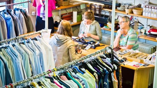 WMH shop tweedehandskleding