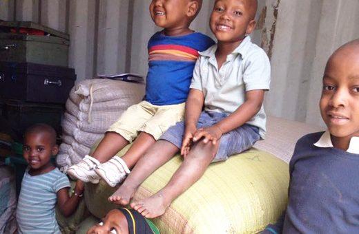 tanzania kinderen op zak 520