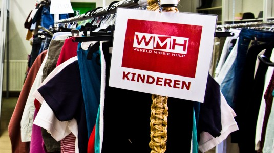 tweedehands kinderkleding WMH shop