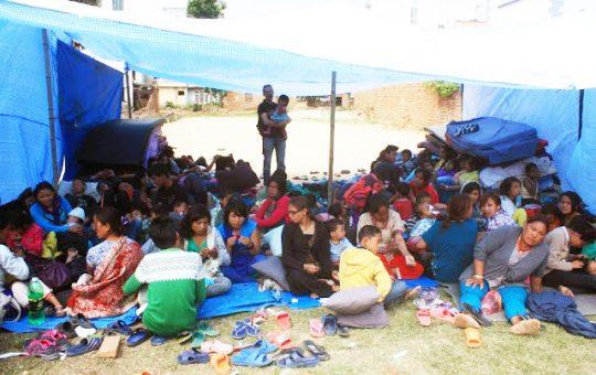 kinderen nepal project