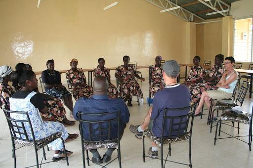 vrouwen opleiding kenia