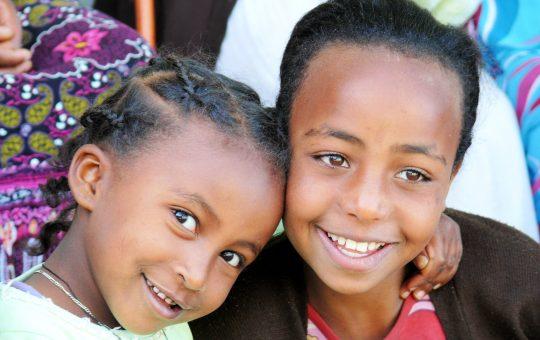 weeskinderen project Ethiopie