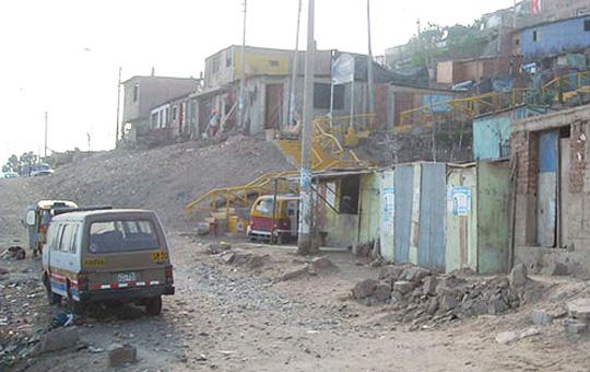 sloppenwijk peru 540