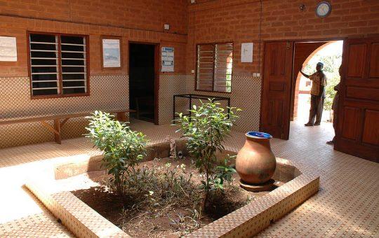 dispensarium Saint Etienne togo debout project wmh