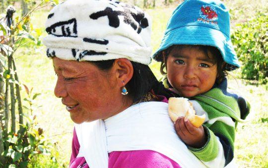 ecuador bevolking duurzame landbouw
