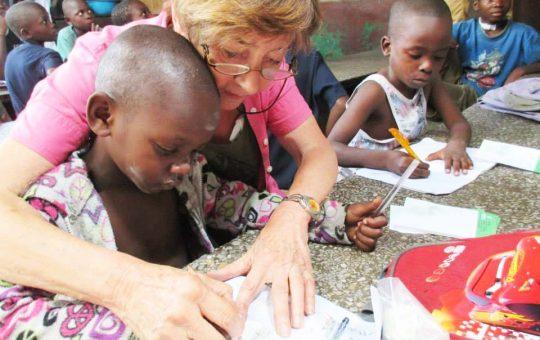 hulp voor straatkinderen orper