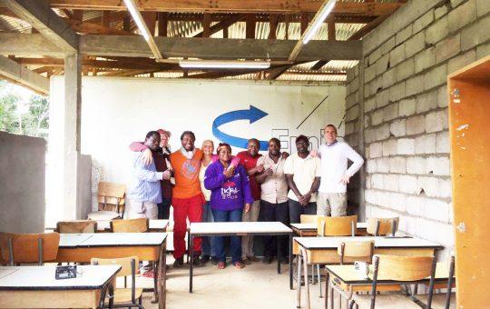 irie vzw project verlichting school