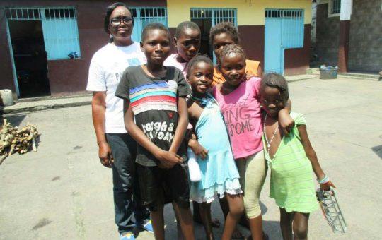 kinderen project orper