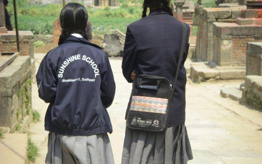 leerlingen sarmila project