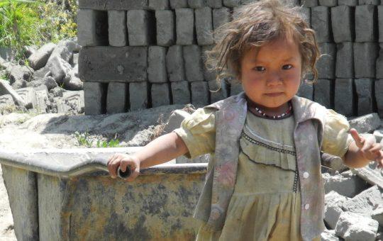 meisje nepal problematiek
