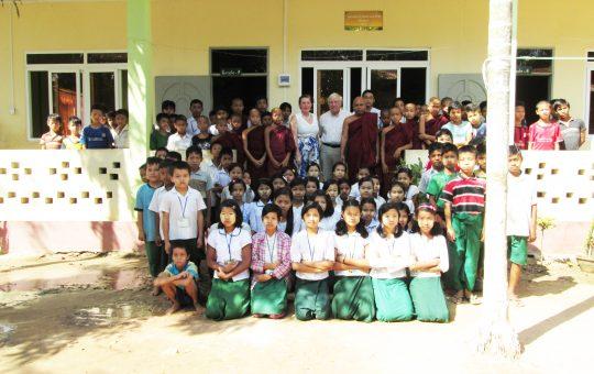 myanmar callebaut project
