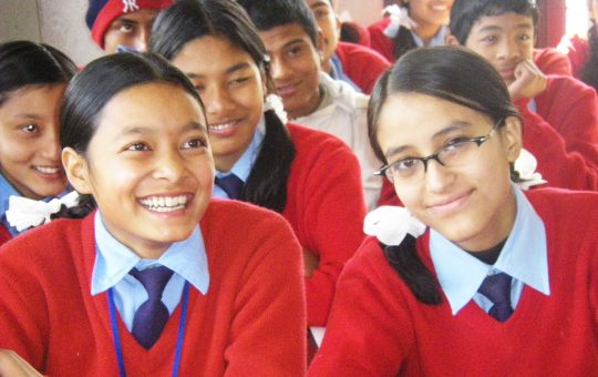 sarmila project nepal