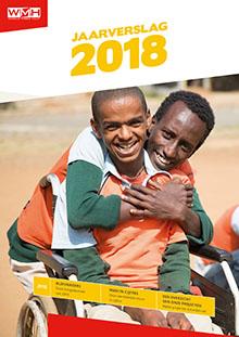 cover jaarverslag 2018